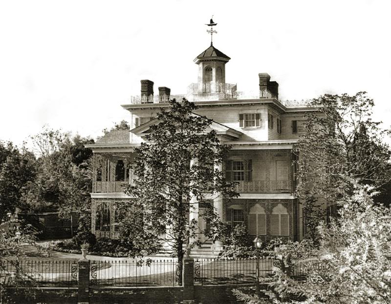 7-haunted mansion