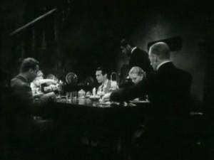 The unsettling yet funny dinner scene