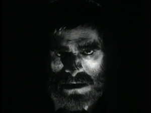 Karloff as Morgan