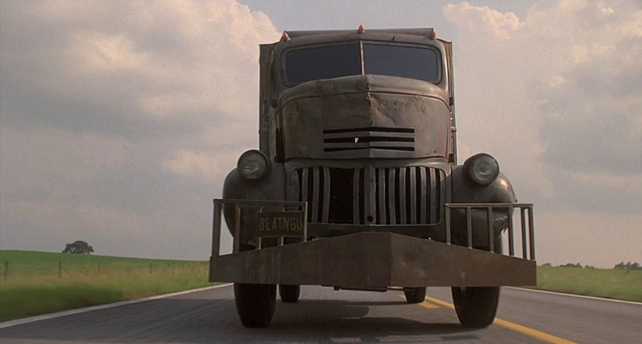 Another rumor: The Creeper's truck will return in Part 3