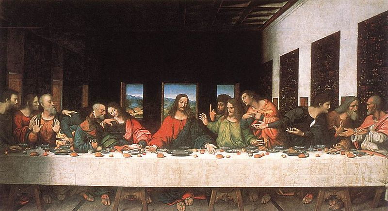 1-last supper