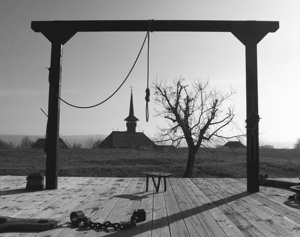 13-gallows