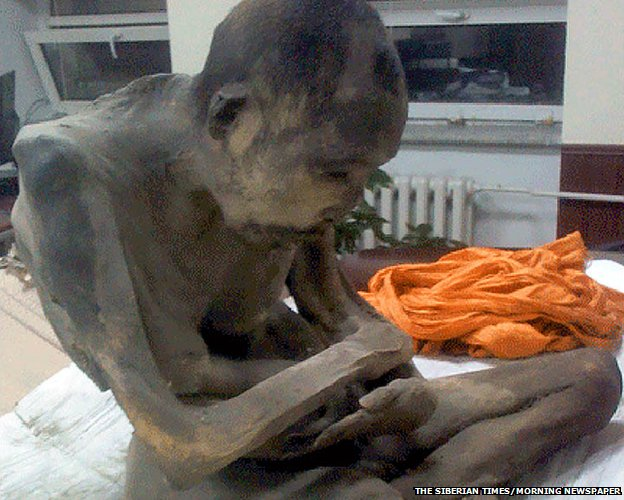 The monk was found as he was about to be sold at black market.