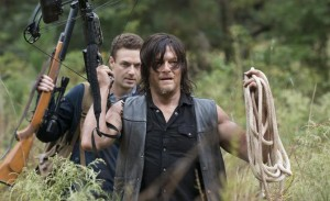 Daryl-Dixon-And-Aaron-The-Walking-Dead