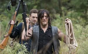 Daryl-Dixon-And-Aaron-The-Walking-Dead