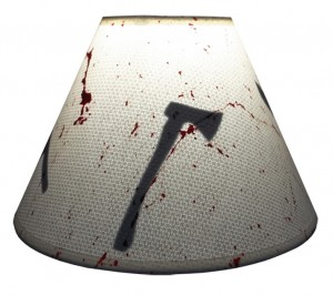 horrorcollectionlampshade
