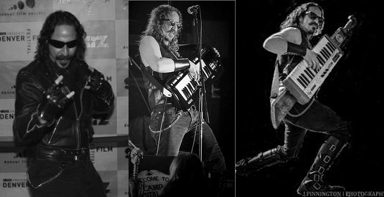 Ari Lehman melting faces!