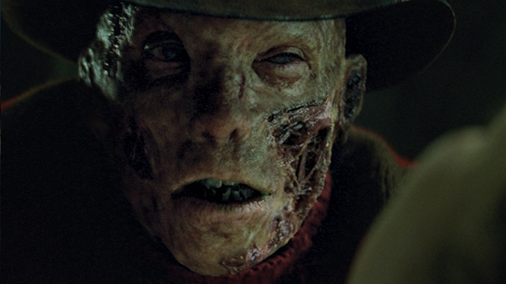 Freddy Krueger 2010 with CGI face