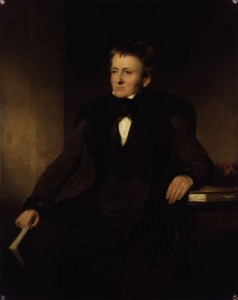 Thomas de Quincey, as depicted by Sir John Watson-Gordon