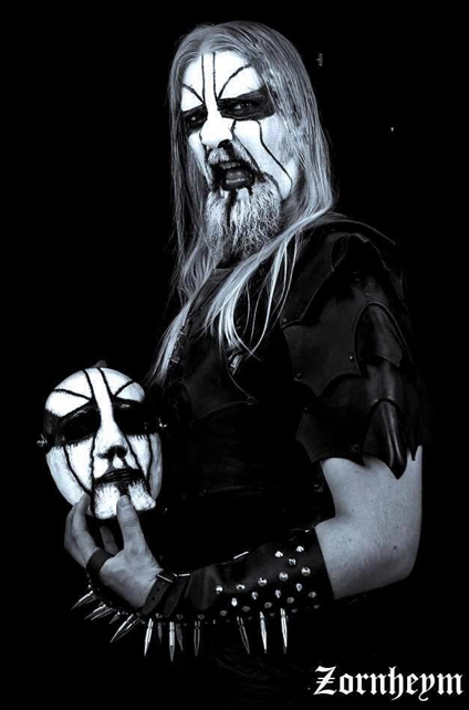 Zornheym formally of Dark Funeral