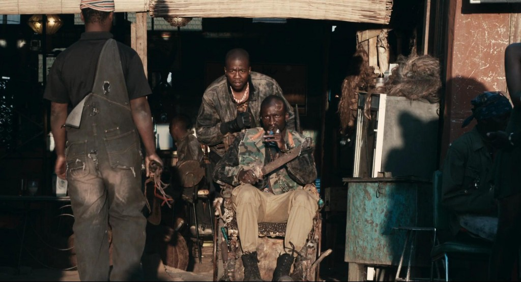 Cannibalistic Nigerian Warlord from DISTRICT 9