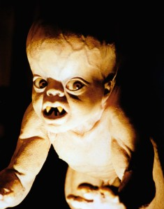 It's Alive (1974) Directed by Larry Cohen Shown: The Monster Baby