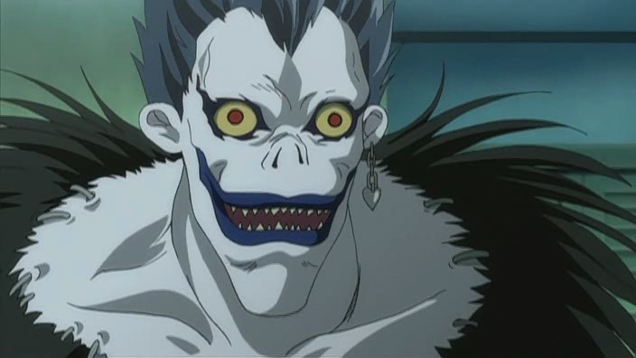 Animated Ryuk