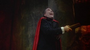 Even a stake wasn't enough to keep him down in Dracula Has Risen from the Grave (1968)