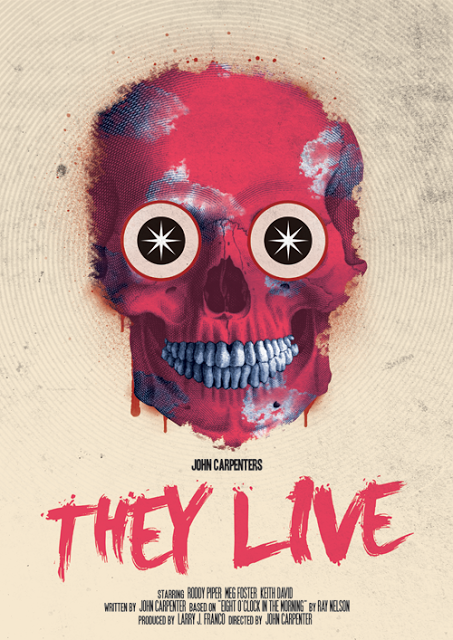 THEY-LIVE Needle Design