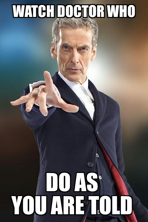 Peter Capaldi is a beautiful Doctor.