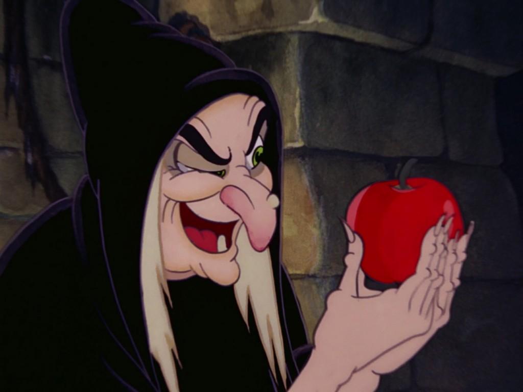 8-evil queen