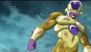 gold frieza
