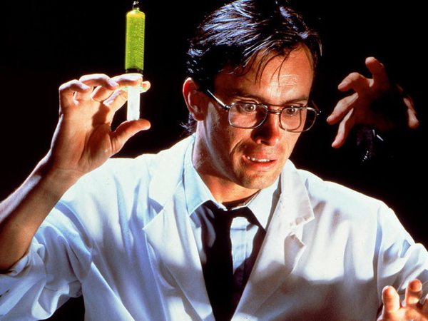Stuart Gordon's Re-Animator (1985), based on the story by H.P. Lovecraft, is a horror classic and essential viewing.