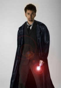 David Tennant as The Valeyard