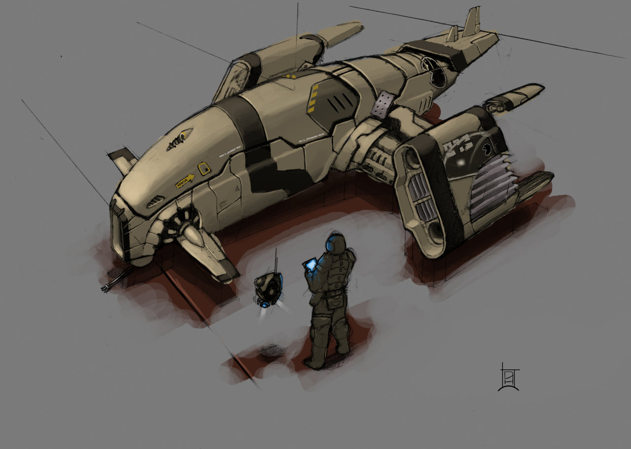 spaceship_design_by_davver