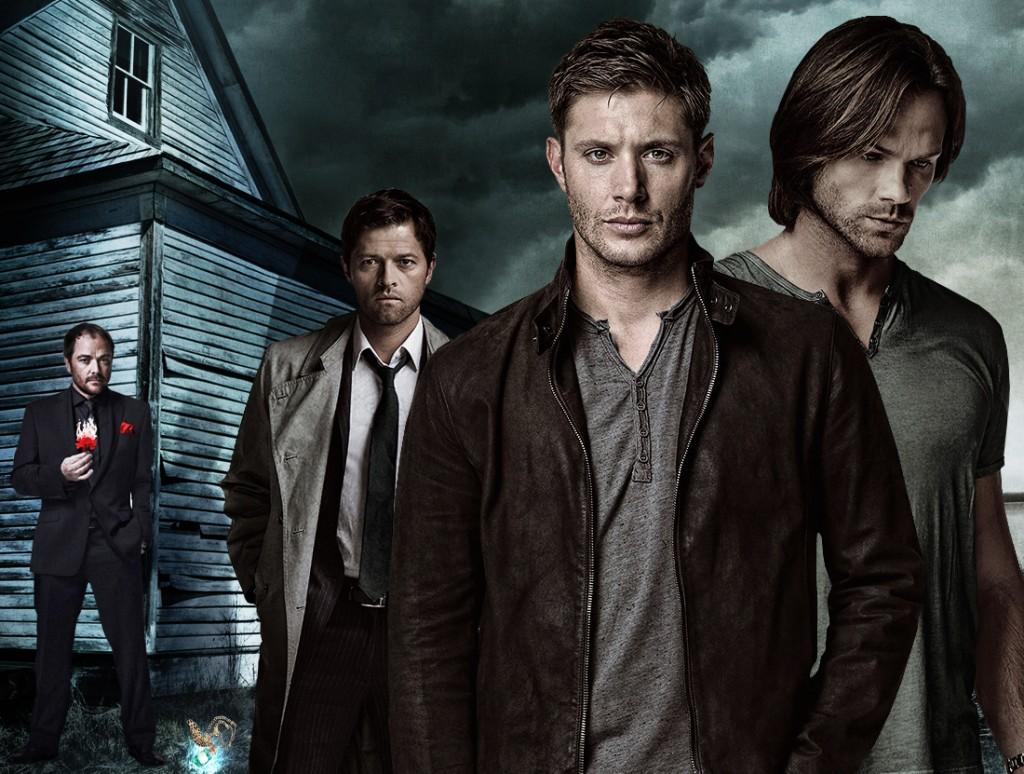 смотреть сверхъестественное 10 сезон 9 серия онлайн