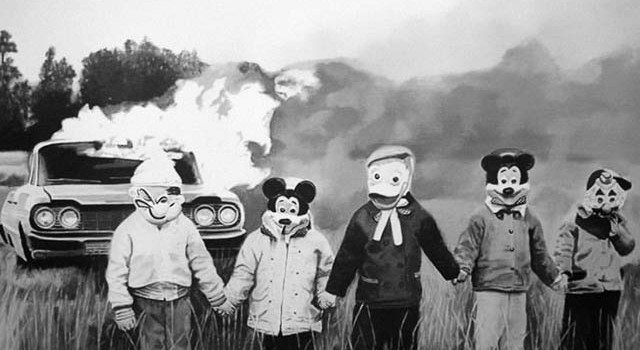 vintage-halloween-costumes-car-burning-640x350