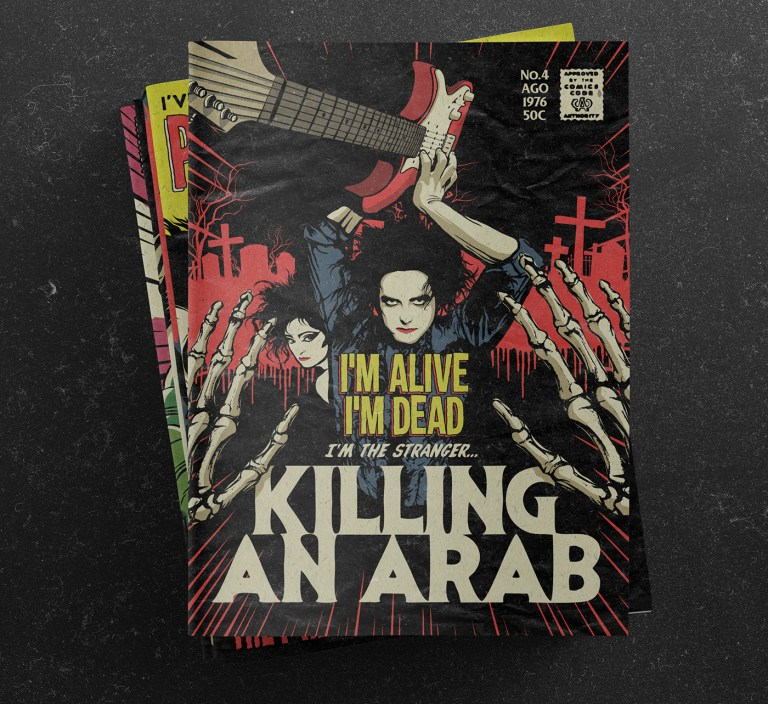 Killing-an-Arab