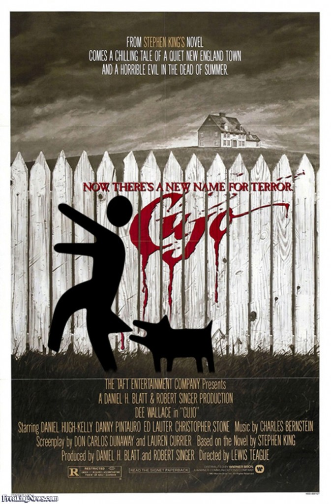 a plot synopsis of cujo Synopsis: donna trenton is a the car fails, and cujo is very plot and symbolism fact vs fiction behind the scenes movie.