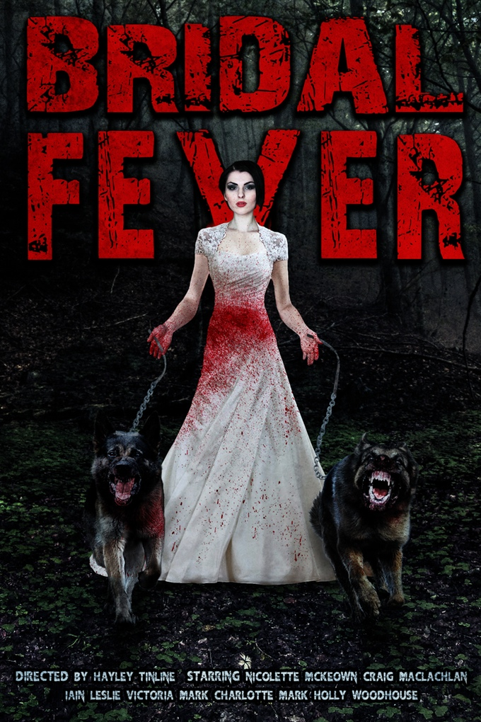 Bridal Fever Concept Poster