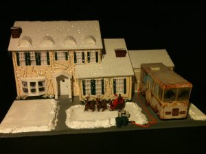 """The Griswold Home"" from National Lampoon's Christmas Vacation"
