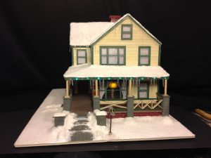 """Ralphie's House"" from A Christmas Story"