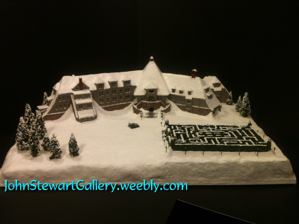 """The Overlook Hotel"" from The Shining"