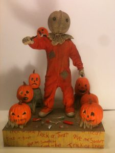 """Sam"" from Trick R' Treat"