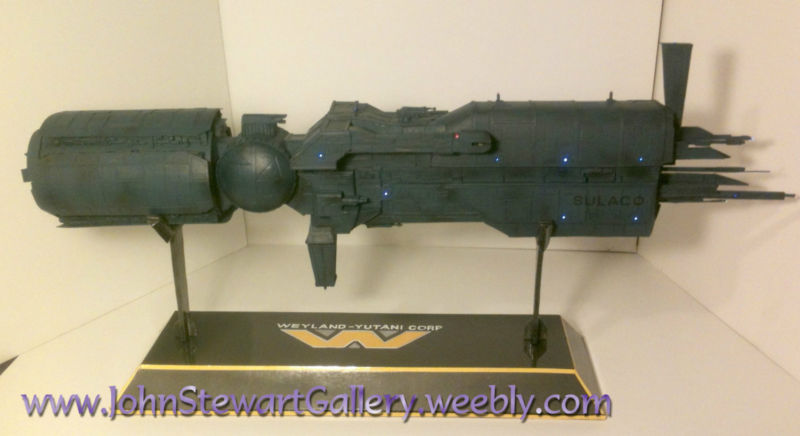 "The ""Sulaco"" from Aliens"