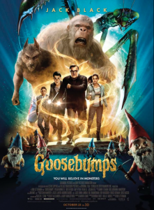Viewers beware, Jack Black is in this movie