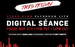 The Darkness Presents: Facebook's First Ever Live Seance!