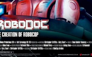 RoboDoc: The Creation Of RoboCop' Is $200 Away From Its Goal!