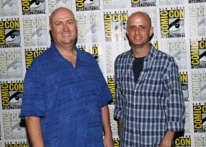 Shawn Ryan and Eric Kripke Co-Creators and Executive Producers for Timeless