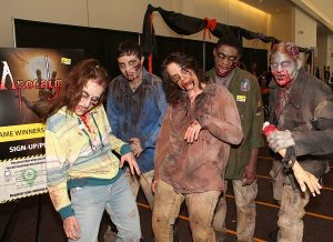 2015- Last years zombie game- Apocalypse