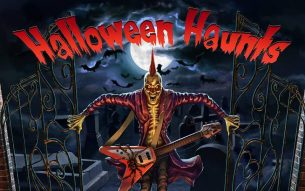 'Halloween Haunts'- The New CD for Halloween Lovers of All Ages