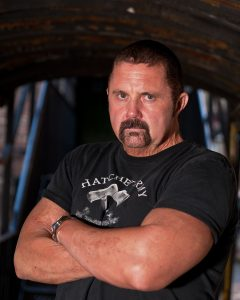 Kane Hodder at Frightfest 2010 at The Empire Leicester Square, London, 29 August 2010. Picture by Julie Edwards