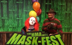 EVENT RECAP: LOOKING THROUGH THE EYES OF MASTERY: THE UNMASKING OF HORRORHOUND WEEKEND INDY