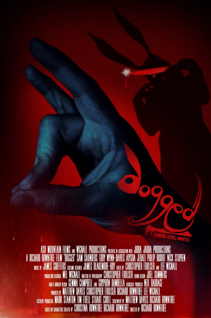 DOGGED POSTER