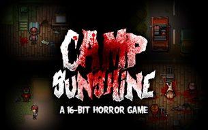 Camp Sunshine brings the 16 bit slasher goodness in October!