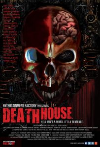 Art Work for Death House by Sean Wilson