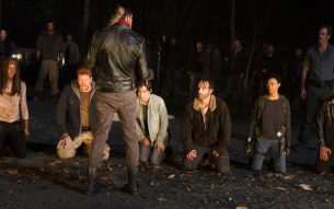 The Walking Dead's Greg Nicotero Let His Tongue Slip: Did More Than One Die During Negan's Game?