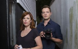 Amy Bruni and Adam Berry's 'Kindred Spirits' premieres October 21st on TLC