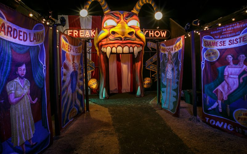 The 2016 Halloween Horror Nights - Hollywood mazes at Universal Studios Hollywood   Photo by David Sprague