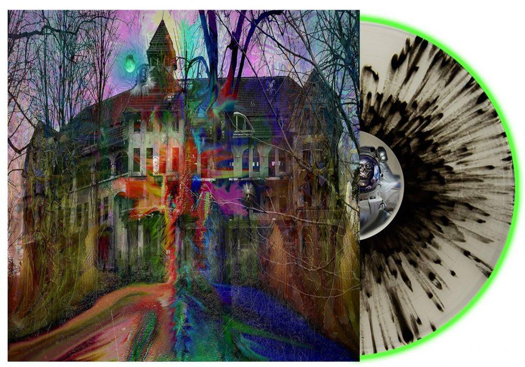 ambient horror vinyl release
